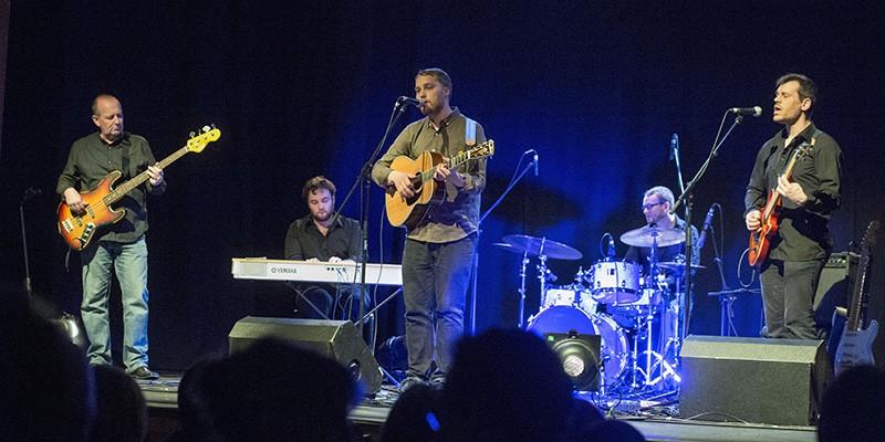 Adam Holmes + the Embers